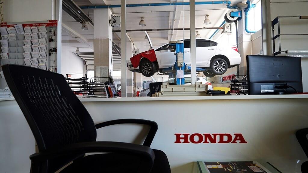 Honda Plaza  Nitko