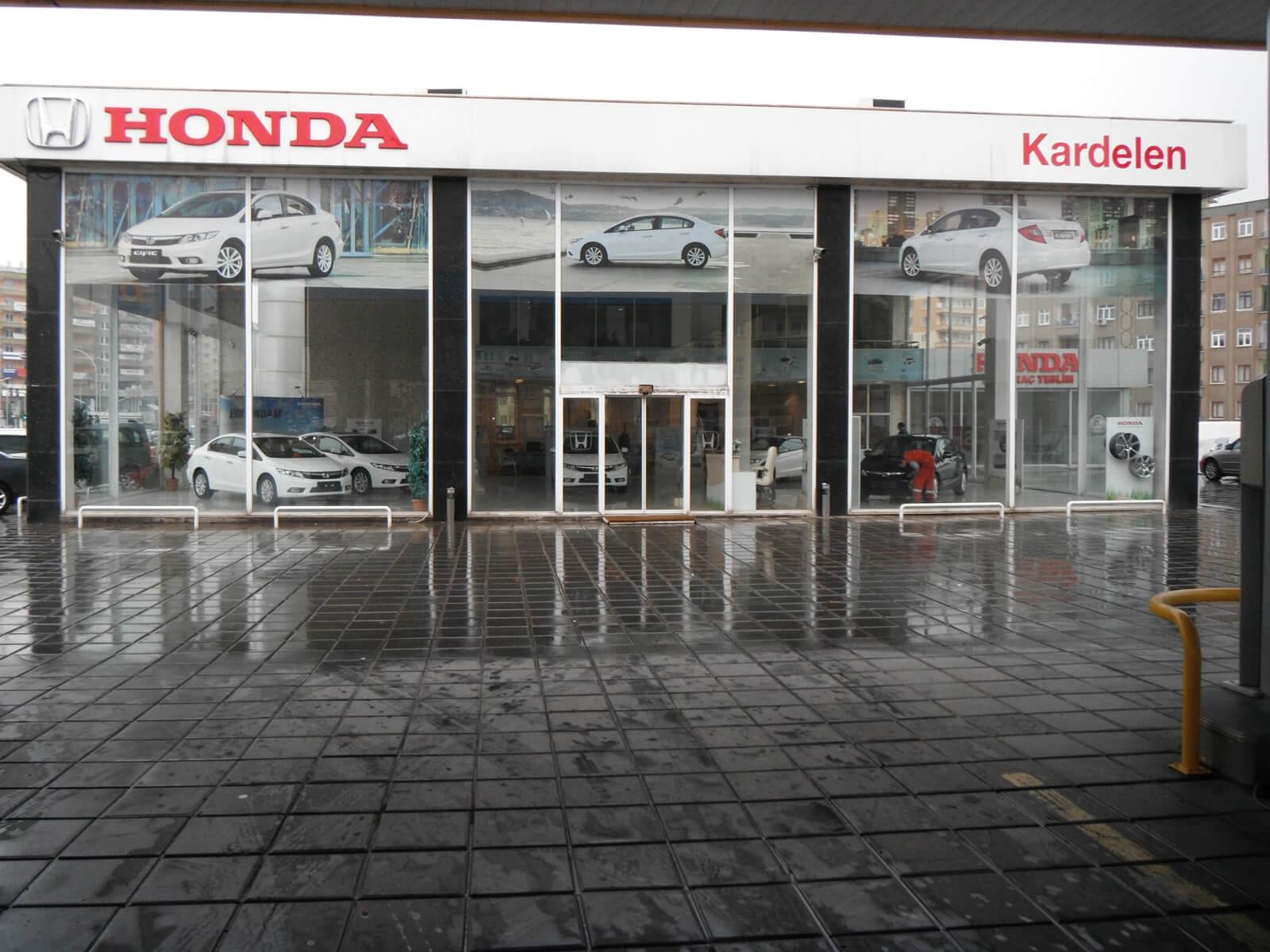 Honda Plaza  Kardelen