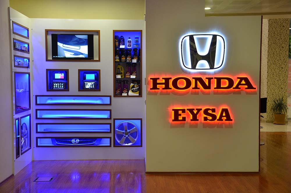 Honda Plaza  Eysa