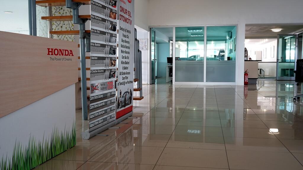 Honda Plaza  Onur