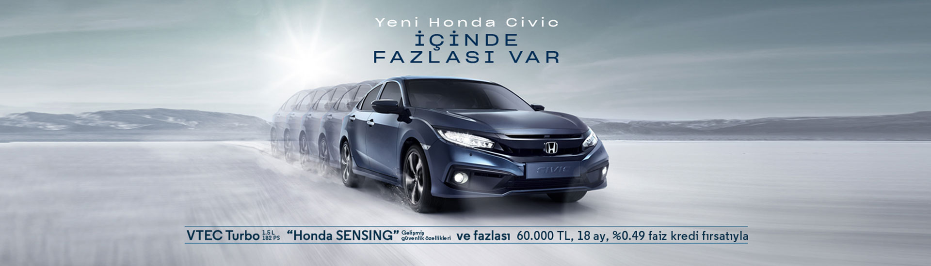 Yeni Civic Sedan